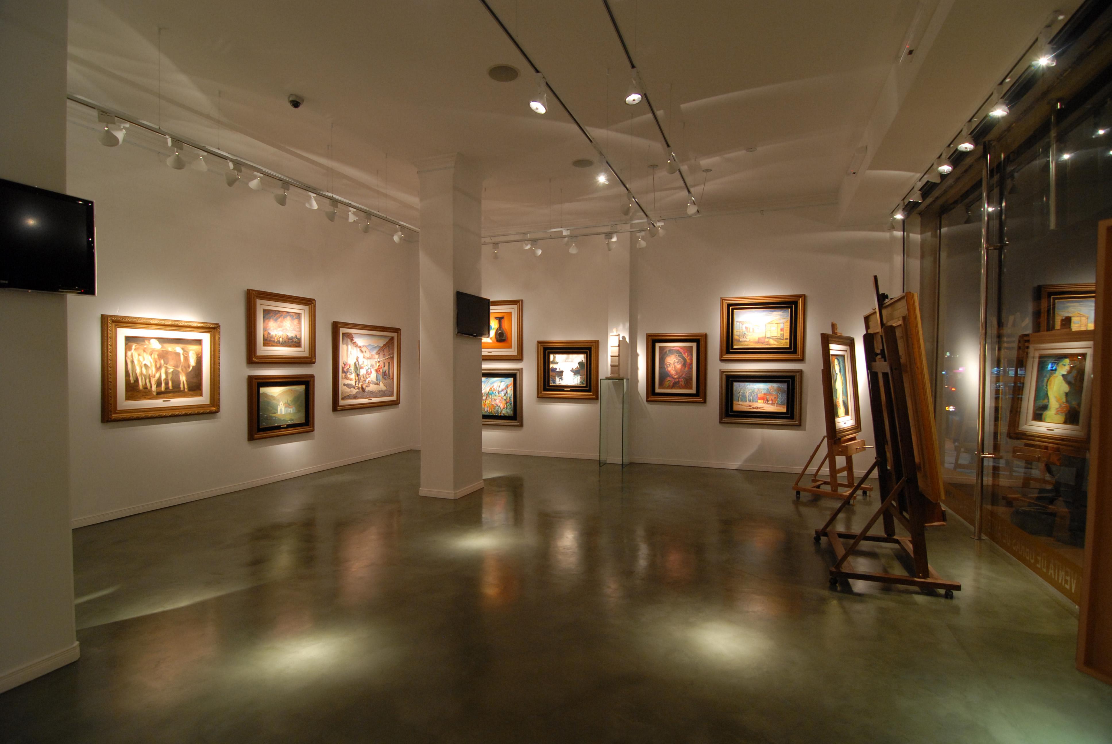 Galeria de artes pintura en leopintura en leo - Galeria de arte sorolla ...